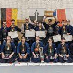 Hessen ist 2 Mal Deutscher Mannschaftsmeister!